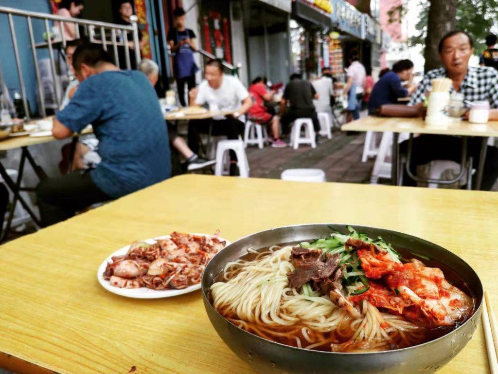 Cold Noodles Dandong