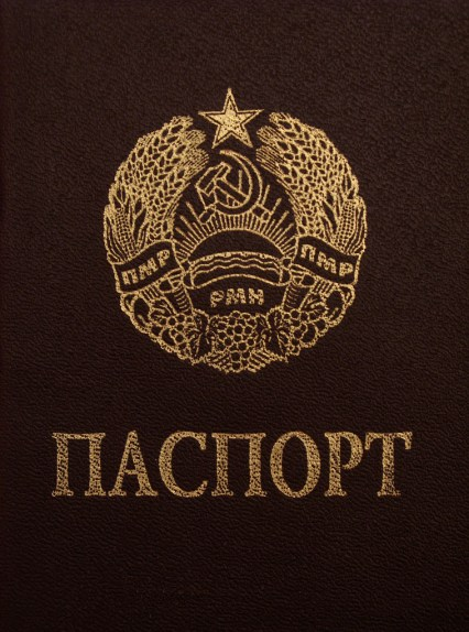 The transnistrian passport
