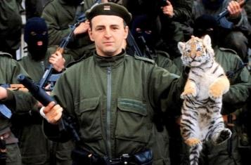 Arkan, the first Tiger King of Yugoslavia