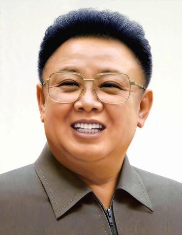 General Kim Jong-Il, de facto supreme leader of North Korea