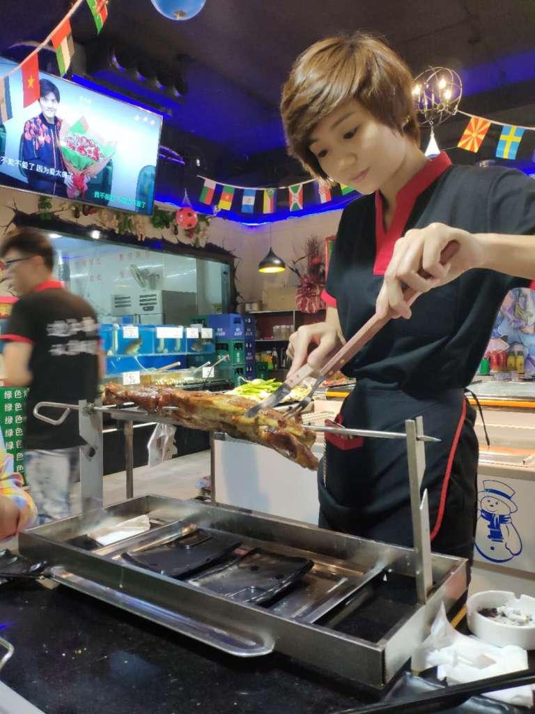 Dandong Lamb BBQ