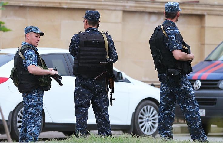 Chechen Police