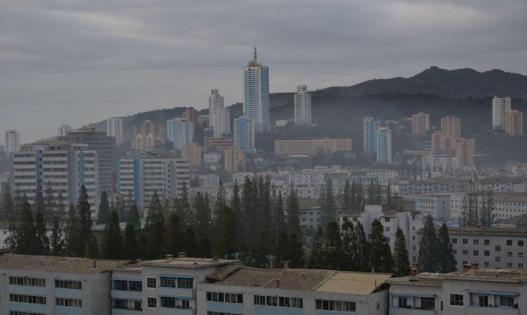 Wonsan city