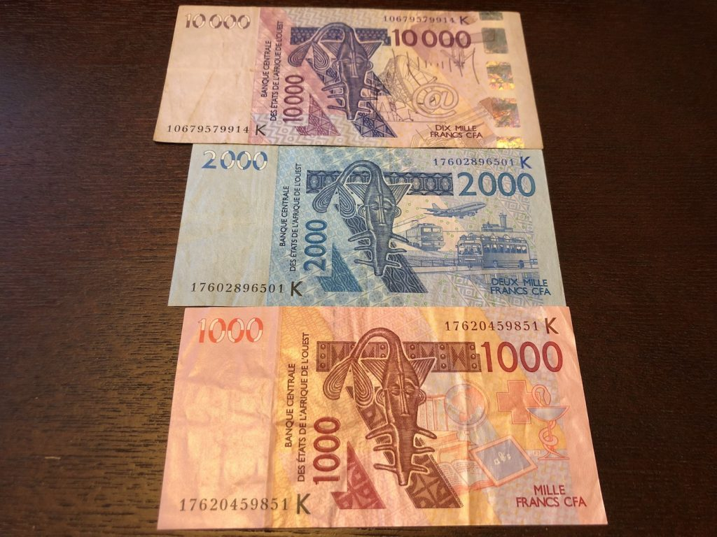 currency of Mali