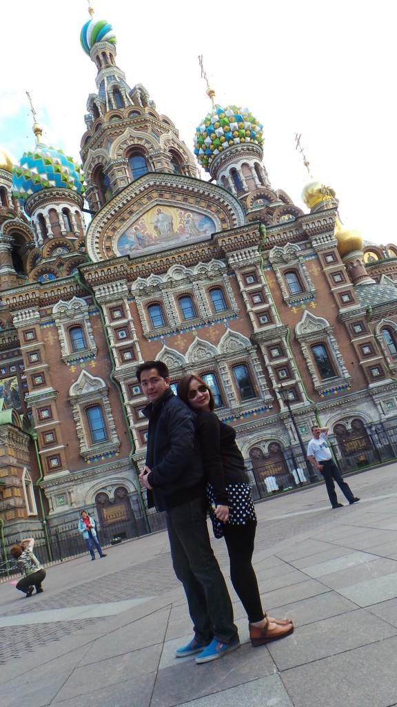 Paskorn in Russia with Successmore