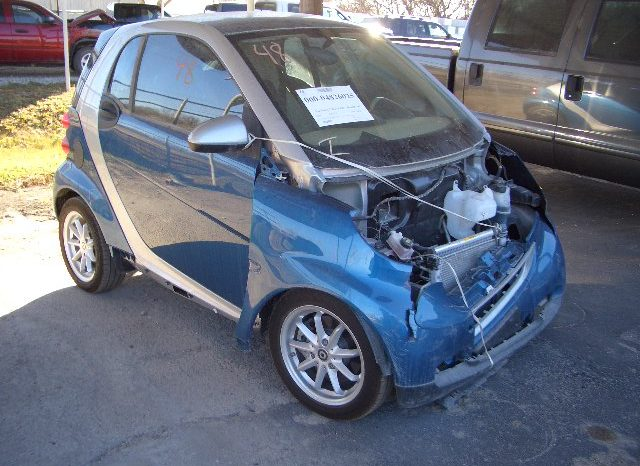 2008 smart car youngs