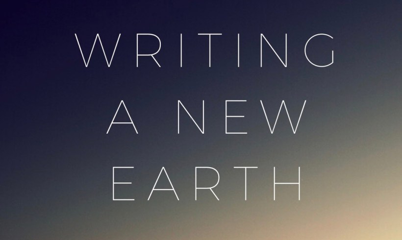 Writing a New Earth