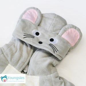 Mouse Onesie Kids Size