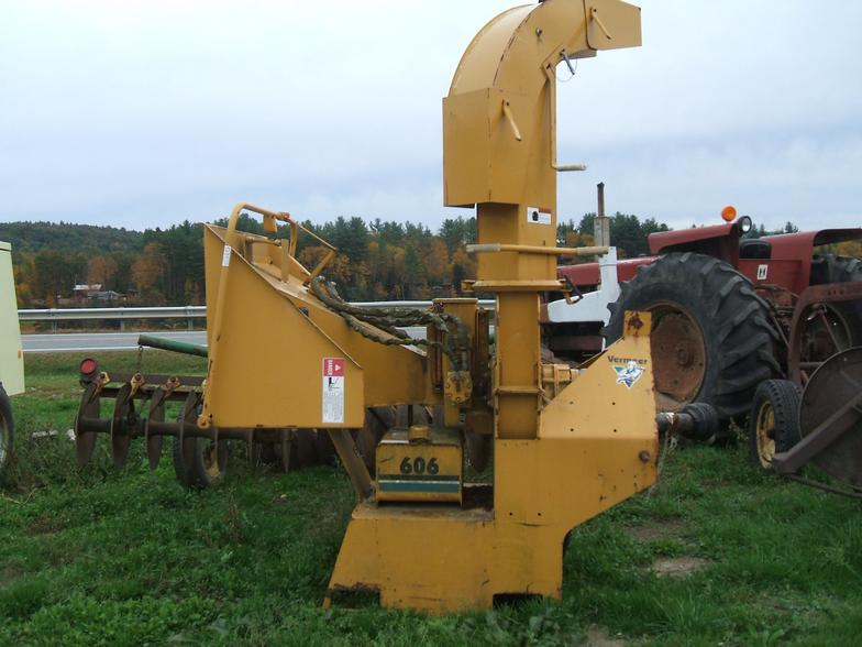Chipper Chopper Mulcher