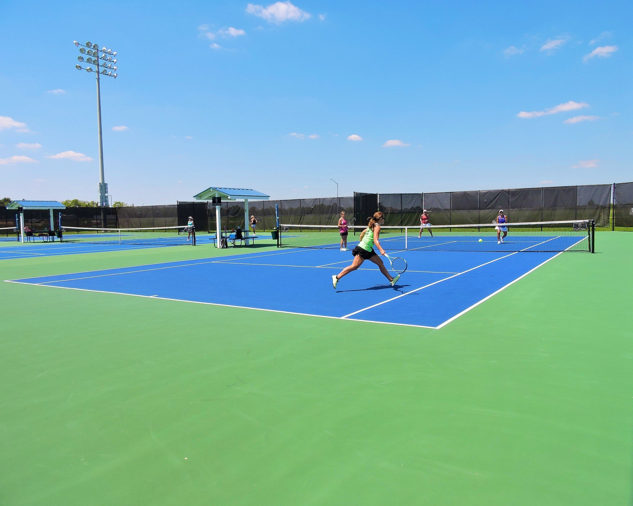 Youngsville Chamber Tennis Tournament