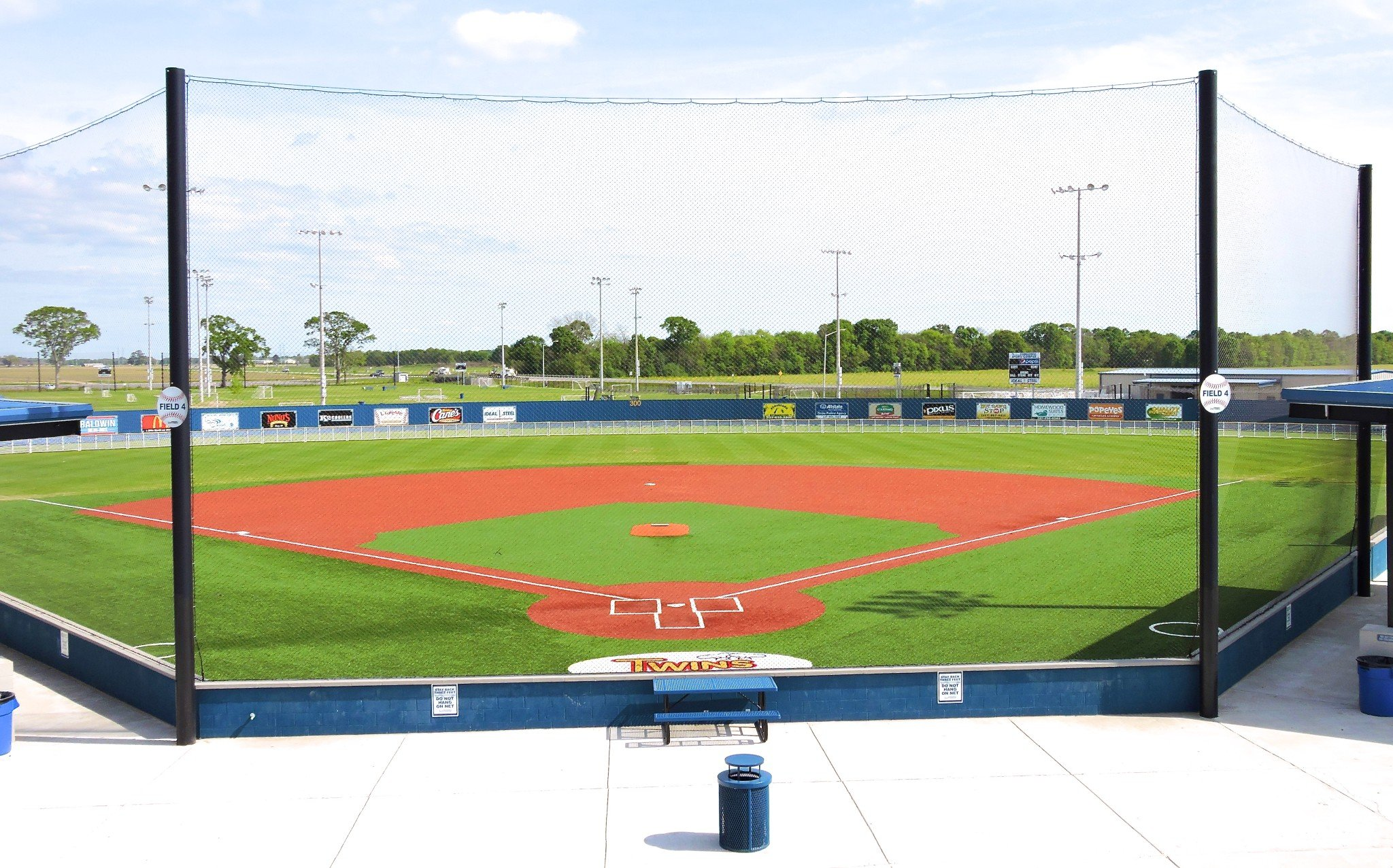 Twins Field