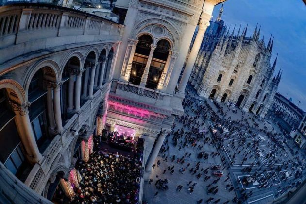 Design Week Cocktail Party  Terrazza Duomo 21  YOUparti