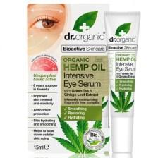 Dr.Organic Hemp Oil Intensive Eye Serum 15ml
