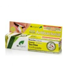 Dr.Organic Tea Tree Antibacterial Toothpaste 100ml