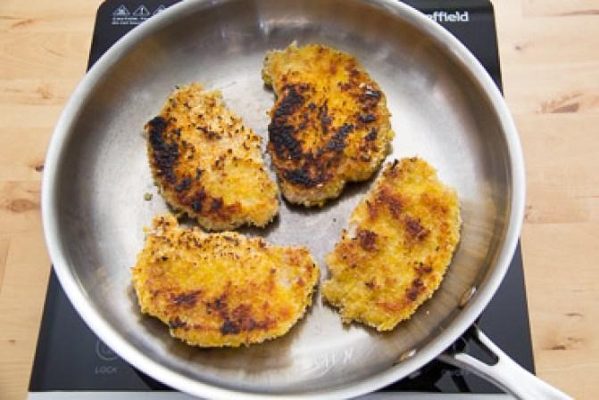 Cook Pork Tonkatsu:
