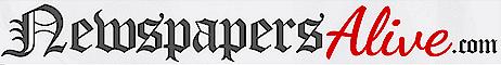 NEWSPAPERSALIVE.COM logo