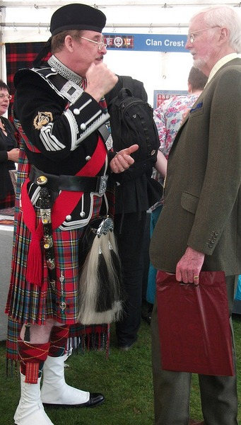 Full Highland Dress