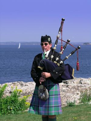 The Great Highland Bagpipes