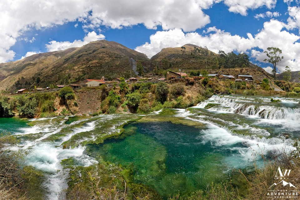 Peru Wedding Adventure Locations Canete River