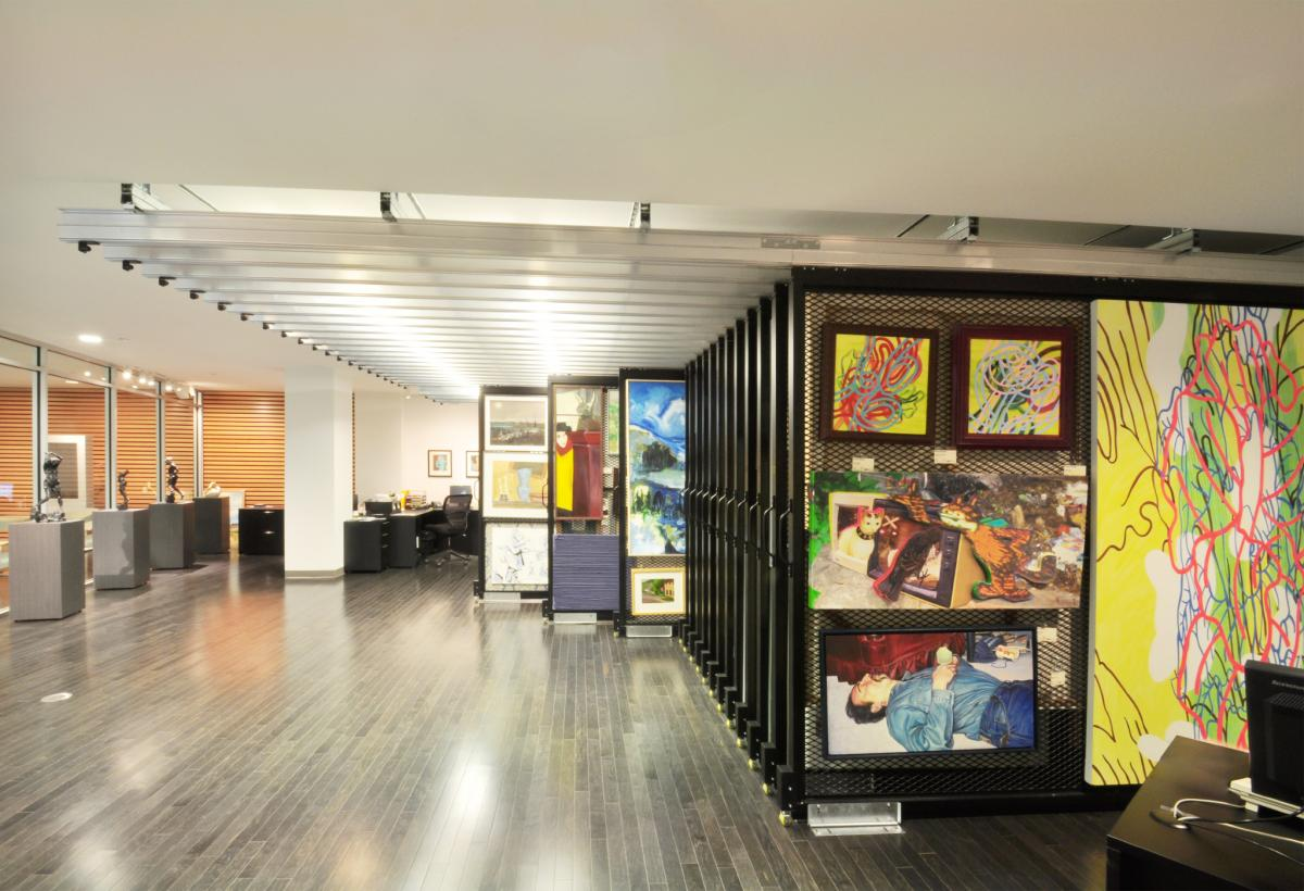 Office Art Gallery