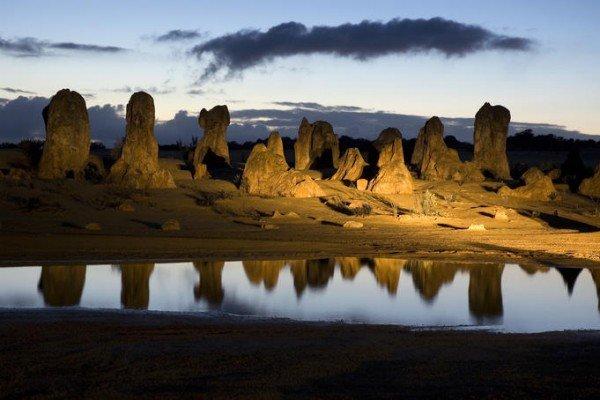 unusual landscapes