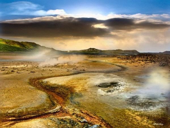 unique natural landscapes