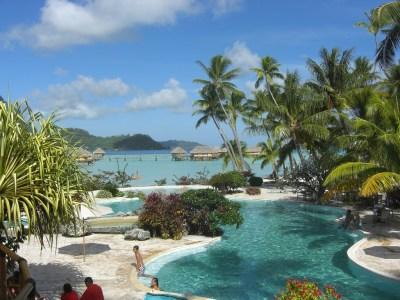 14 Awesome Photos Of Pearl Beach Resort & Spa - Bora Bora ...