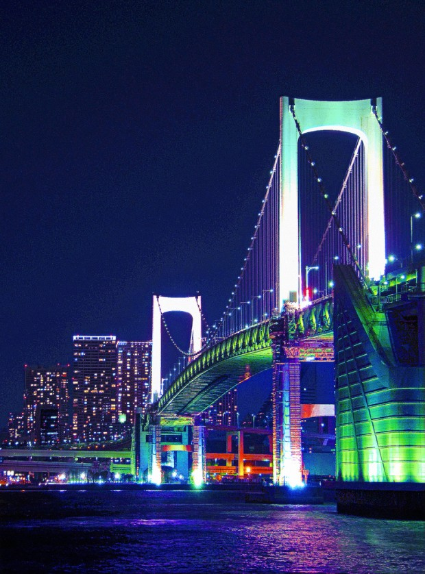 10 Colorful Tokyo Nightscapes  YourAmazingPlacescom