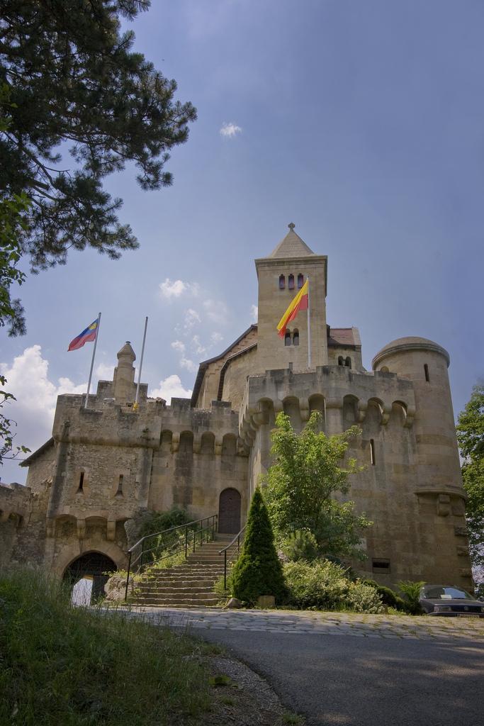 Liechtenstein Castle  The Most Beautiful Place in Vienna