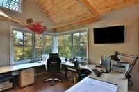 9 Cute Home Office Design Ideas - YourAmazingPlaces.com