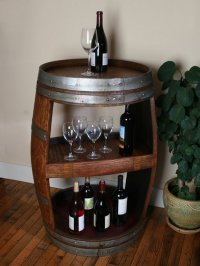 Wine Barrel Decor - Bing images