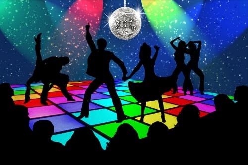 disco dansen met je vrijgezellenfeest