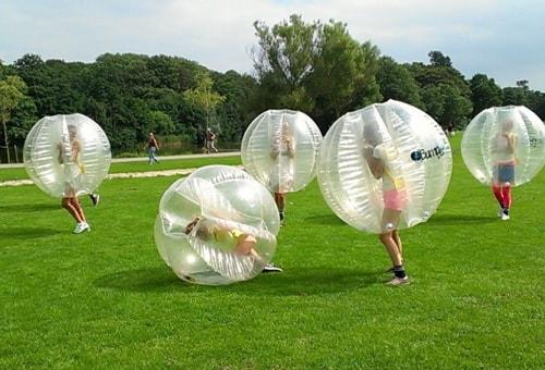 bubble ball voor vrouwen