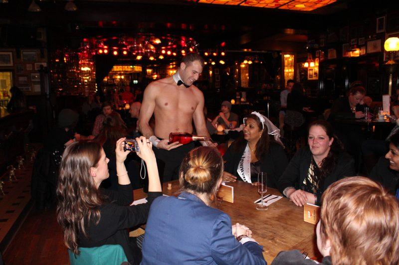 Strip diner in Eindhoven