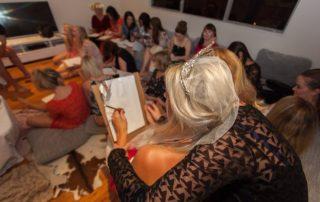 workshop naaktmodel tekenen aan huis