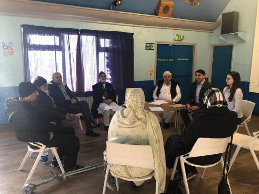 Armley Mosque Meditation 1