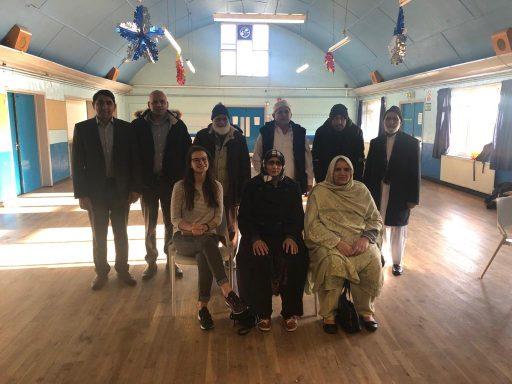 Armley Mosque Meditation 3