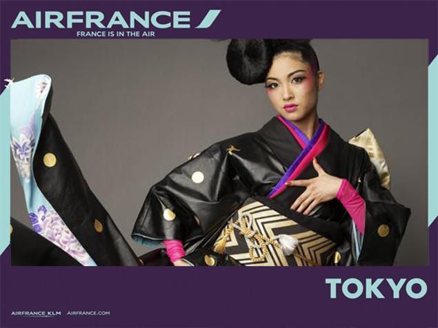 Air France - Tokyo Calls 2