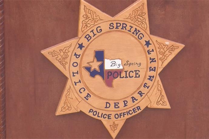 Big Spring Chief Of Police Lonnie Smith To Retire_2906887320516316989