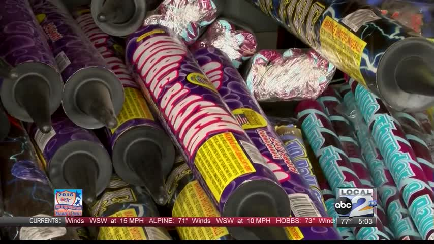 Fireworks Banned in Certain Areas_51793811