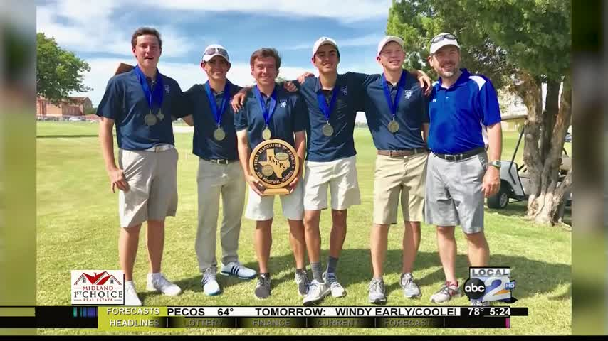 Fore for Four- Midland Trinity Golf Talks State Championship_88275554