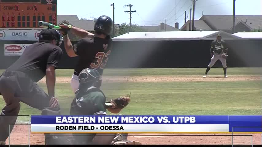 UTPB Baseball Finishes 2017 Season_41261804