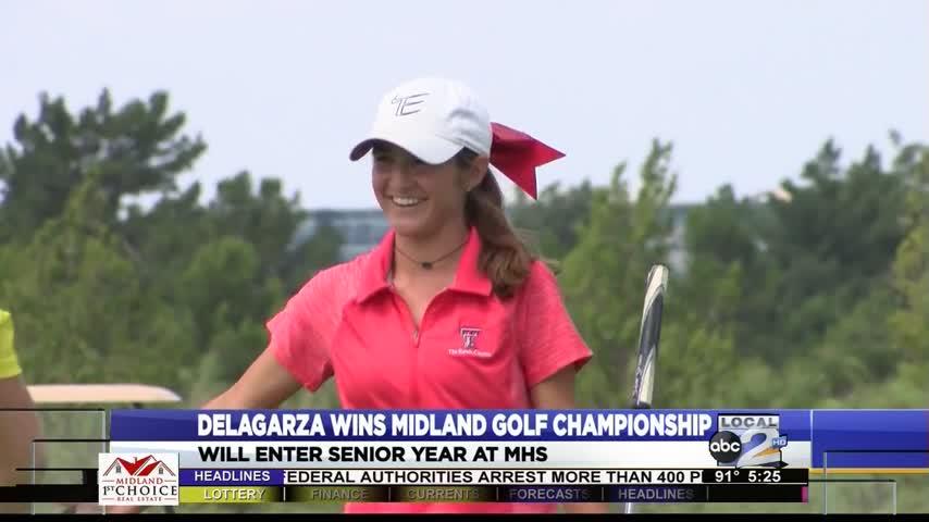 DeLaGarza Wins Midland Women-s Golf Championship_00602473