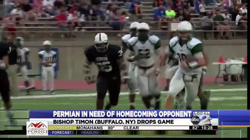 Permian Homecoming Changed in Schedule Shakeup_62930058