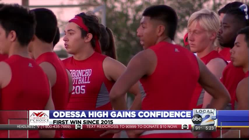 Odessa High more confident in week two_65880277