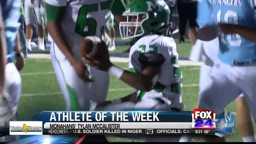 Athlete of the Week- Tylan McCalister_78832362