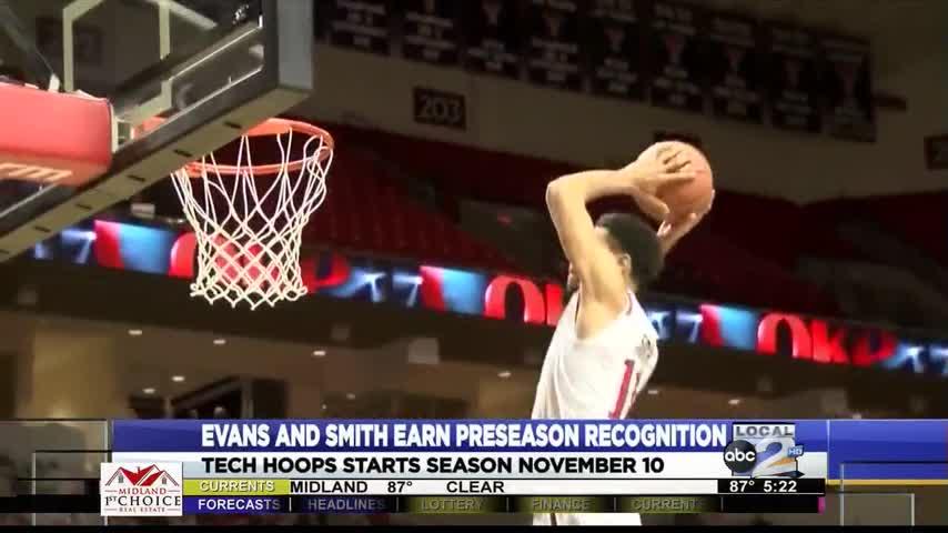Two TTU Basketball Players Earn Preseason Honors_02135626