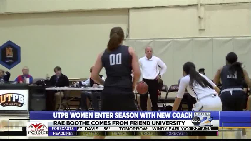 Meet New UTPB Women's Basketball Coach