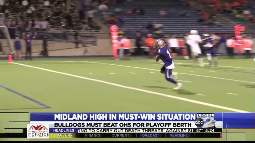 Midland High in Must-Win Situation_12095554