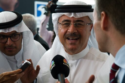 Saudi Aramco CEO signals local listing coming 'very soon